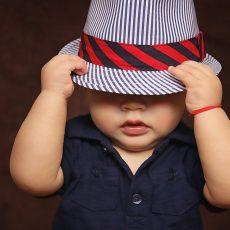 Hippe en stoere babykleding
